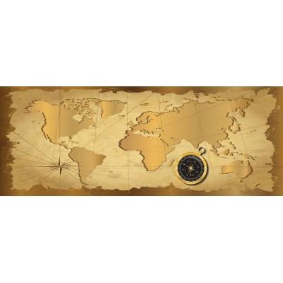 Harita Pusula Eskitme Kıtalar Ofis Dünya Haritası Duvar Kağıdı