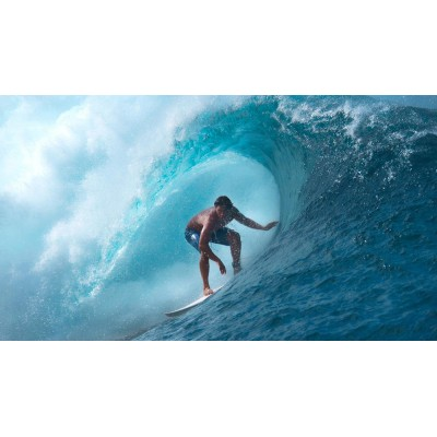 Sörf Yapan Sporcu Duvar Kağıdı