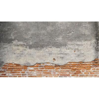 Sıvalı Eskitme Tuğla Desen Duvar Kağıdı
