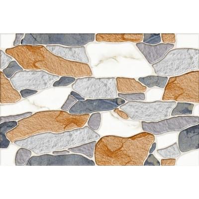 Taş Desen Mermer Detaylı Duvar Kağıdı