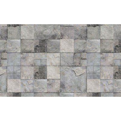 Elemantel 42001-1 Gri Kare Taş
