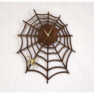 Dekoratif Saat Örümcek