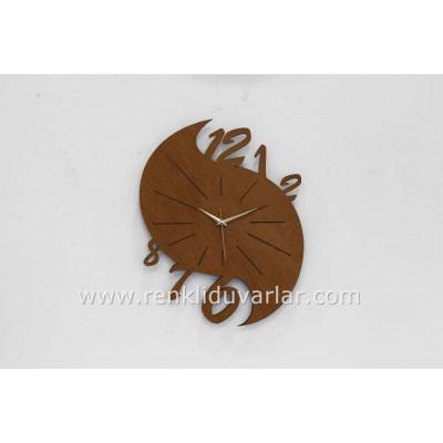 Dekoratif Cht Tasarım Saat